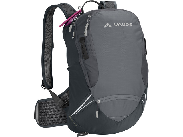 VAUDE Roomy 17+3 Backpack Damen phantom black